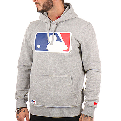 Era Chiné Gris Logo Capuche Sweat New Mlb 0qHp77w