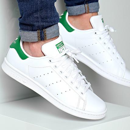 White Smith adidas M20324 Footwear White Core Baskets Stan n0vwN8m