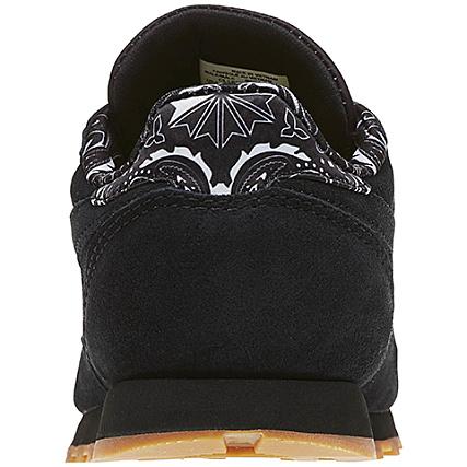 Reebok Baskets Femme Classic Leather TDC BD5049 Black