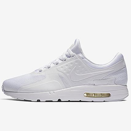 Nike Baskets Air Max Zero Essential 876070 100 White White