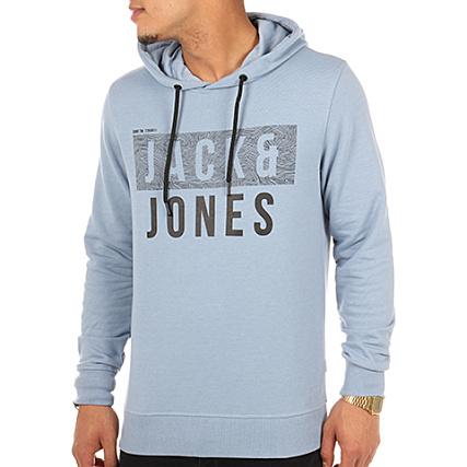 And Jones Sweat Jack Bleu Tate Capuche 80ZOwnXNPk