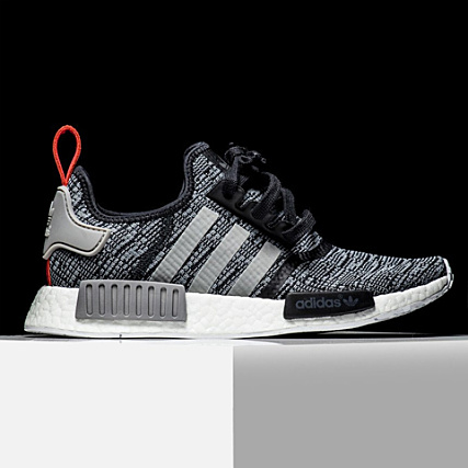 db6e971c4c4 Home   adidas   Baskets - Chaussures   Baskets Basses   adidas - Baskets NMD  R1 BB2884 Core Black Dark Grey Heather Solid Grey