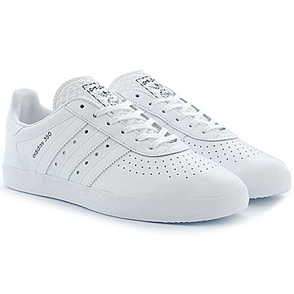 brand new 8b204 16c05 adidas - Baskets 350 BB2781 Footwear White Core Black -  LaBoutiqueOfficielle.com