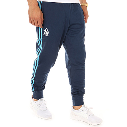 Bleu Jogging Om Adidas Bk5605 Pantalon Marine 80PwknOX