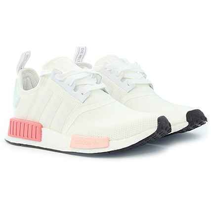 adidas Baskets NMD R1 BY9952 Footwear White Icey Pink