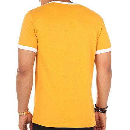 Adidas Jaune Moutarde Shirt Br4334 Tee Linear n8wX0OPk