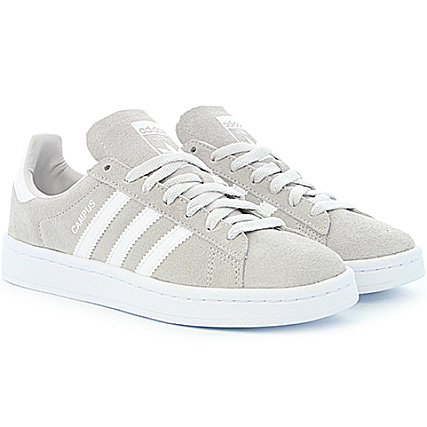 Grey One Footwear White Femme By9576 Campus Baskets Adidas SUqHxXIS