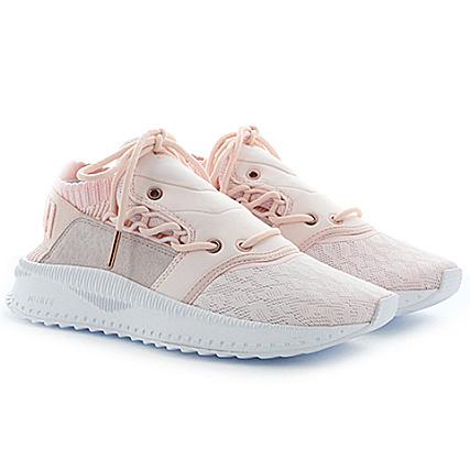 05 364121 Baskets Dogwood Pink Tsugi Shinsei White Gold Puma Femme TJc3lFK1