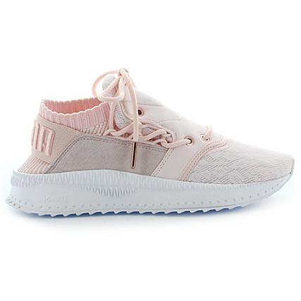 Baskets White Shinsei 05 Pink 364121 Tsugi Gold Puma Dogwood Femme R5A4Lj