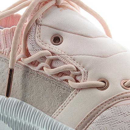 Femme Tsugi White 05 Baskets Pink Shinsei 364121 Puma Gold Dogwood WH2EDI9
