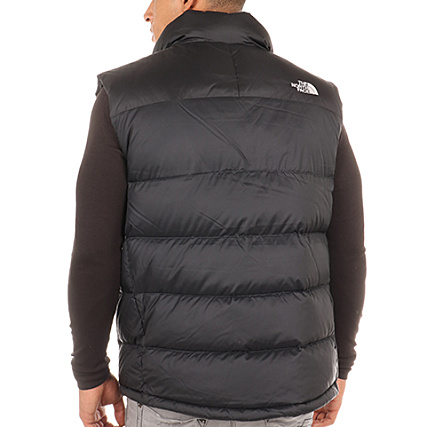 cf7326c00e0 Home   The North Face   Blousons - Vestes   Doudounes   The North Face - Doudoune  Sans Manches Nuptse Noir