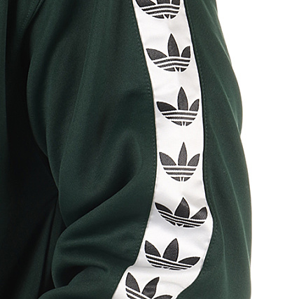 save up to 80% detailed look coupon codes adidas - Sweat Capuche TNT Tape BS4689 Vert ...