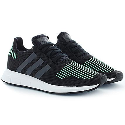 31195410d adidas - Baskets Swift Run CG4110 Core Black Utility Black Footwear White -  LaBoutiqueOfficielle.com