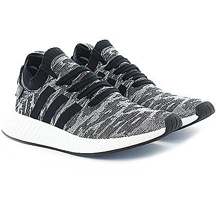 409a68b30500f adidas - Baskets NMD R2 PK BY9409 Core Black Footwear White -  LaBoutiqueOfficielle.com