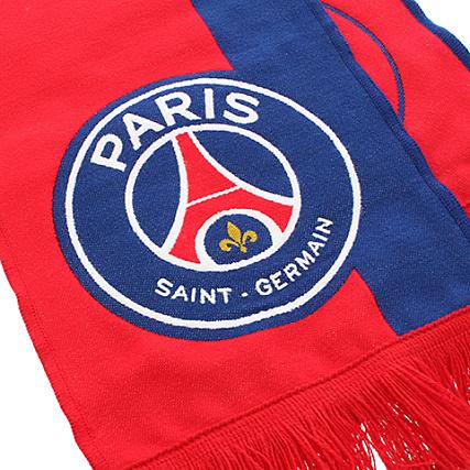 Home   PSG   Accessoires   Echarpes - Foulards   PSG - Echarpe Paris Saint  Germain Rouge Bleu Marine 5a1dc7609c4