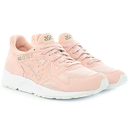 meilleures baskets d7e51 c7f34 Asics - Baskets Femme Gel-Lyte V GS C541N Evening Sand ...
