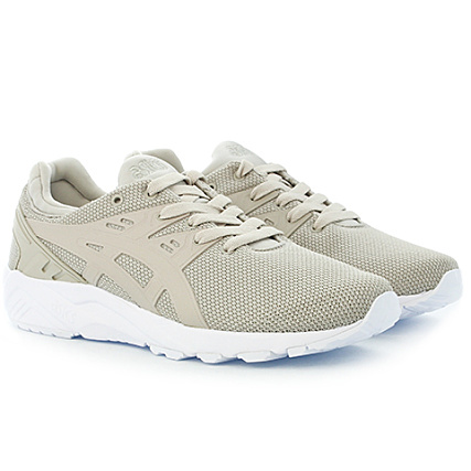 475f87ac0ca Asics - Baskets Gel Kayano Trainer Evo H707N Feather Grey -  LaBoutiqueOfficielle.com