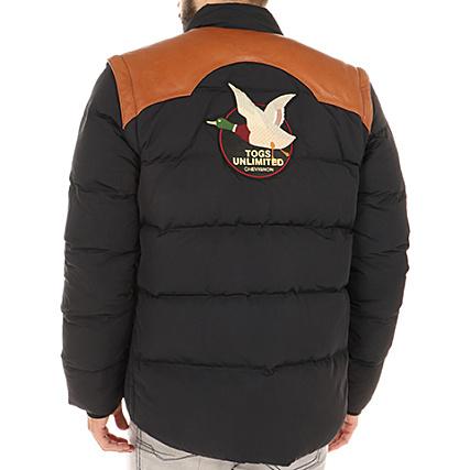 77b5e4faf48 Home   Chevignon   Blousons - Vestes   Doudounes   Chevignon - Doudoune  Manches Amovibles Togs Unlimited Noir Camel
