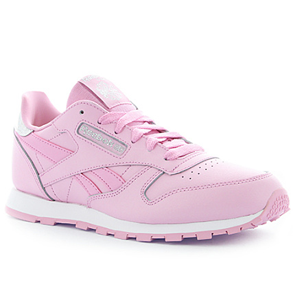 Shoes Reebok Classic Leather Pastel BS8972 Charming PinkWhite