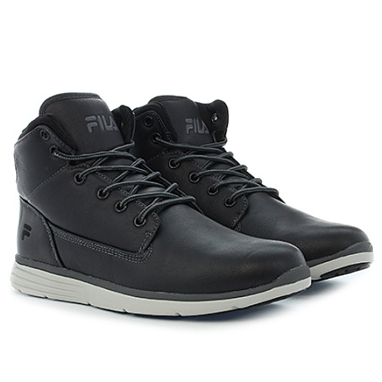 Fila Baskets Lance Mid 1010146 Black