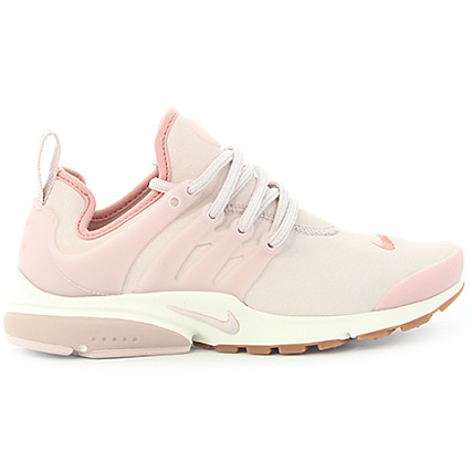 best service 3aae6 741f6 Home   Nike   Baskets - Chaussures   Baskets Basses   Nike - Baskets Femme Air  Presto Premium 878071 601 Silt Red Red Stardust