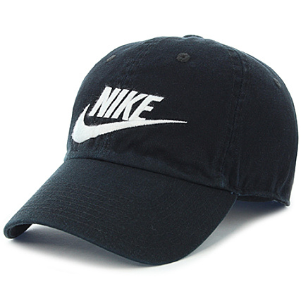 prix plancher prix fou design professionnel Nike - Casquette Heritage 86 Futura 626305 012 Noir ...