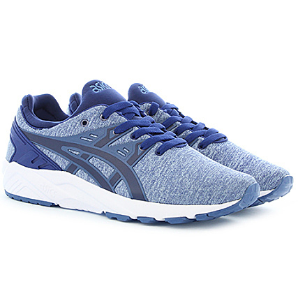 new style b1021 44582 Asics - Baskets Gel Kayano Trainer Evo H7Y2N Pigeon Blue ...