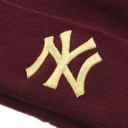 60% de réduction prix le plus bas profiter du meilleur prix New Era - Bonnet Femme Essential Cuff New York Yankees ...