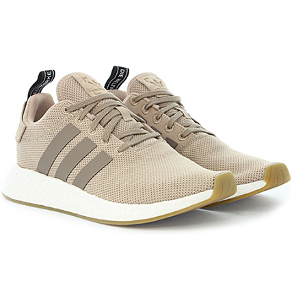 Khaki Baskets Trace Simple R2 By9916 Nmd Black Core Adidas Brown 0k8nwOP