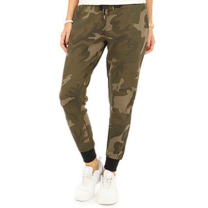 Urban Classics - Pantalon Jogging Femme TB1638 Vert Kaki Camouflage -  LaBoutiqueOfficielle.com 9d01f5fbaaf
