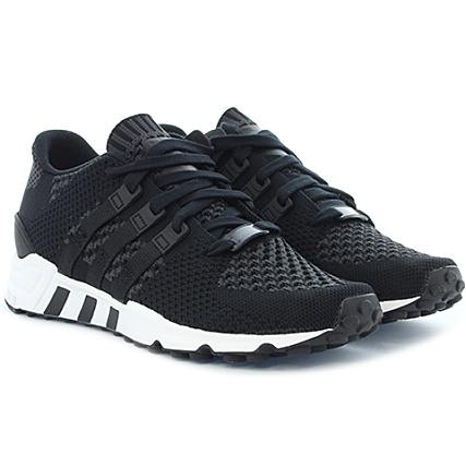 premium selection e9026 0de2e adidas - Baskets EQT Support RF PrimeKnit BY9603 Core Black Footwear White  - LaBoutiqueOfficielle.com