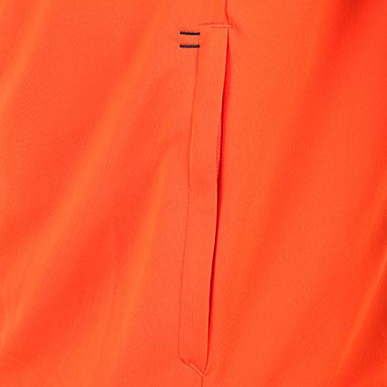 Veste Marine Bq2601 Bleu Adidas Orange Zippée 17 Tiro CBxeod
