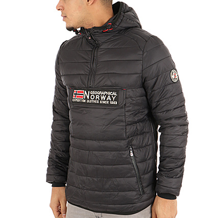 doudoune homme geographical norway duck over hood