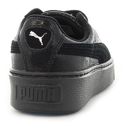 Puma Baskets Femme Platform NS 364587 Black