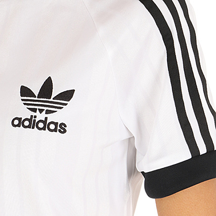 047c313c6659 Home   adidas   T-shirts   adidas - Tee Shirt De Sport Femme Foot CE1669  Blanc Noir