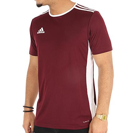 sale outlet on sale outlet store sale adidas - Tee Shirt De Sport Entrada 18 Jersey CD8430 ...