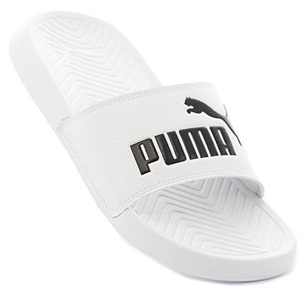 info pour 71bdc 875b0 Puma - Claquettes Popcat 360265 12 White ...