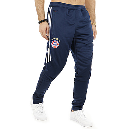 adidas Pantalon Jogging Bandes Brodées Training FC Bayern