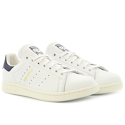 online store 8b99e 9b440 adidas - Baskets Stan Smith CQ2870 Footwear White Noble Ink -  LaBoutiqueOfficielle.com