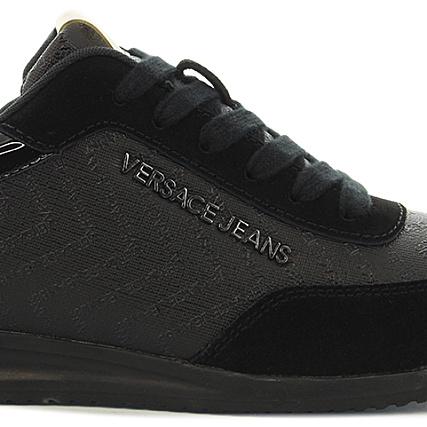 fc39aaf64ef245 Home > Versace Jeans > Baskets - Chaussures > Baskets Basses > Versace  Jeans - Baskets Linea Fondo Marc Dis 1 E0YRBSC1-77150 899 Noir