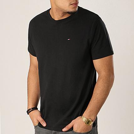 Tommy Hilfiger Jeans Tee Shirt Original 4411 Noir