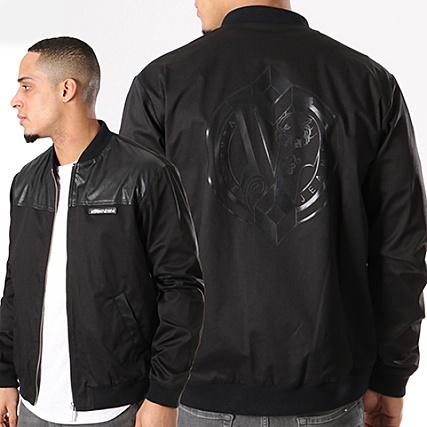 Rup410 Jeans Veste Bis Versace Noir Zippée QdrBtCsxh