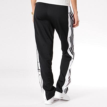 competitive price 8c74a 269a5 Home  adidas  Joggings  Pantalons Joggings  adidas - Pantalon Jogging  Femme Adibreak CV8276 Noir