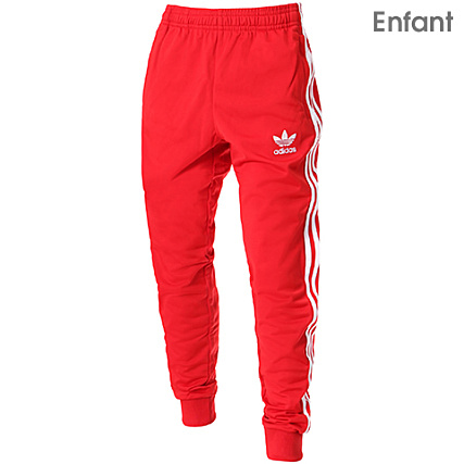 great deals 2017 for whole family latest discount adidas - Pantalon Jogging Enfant Bandes Brodées SST CF8560 ...