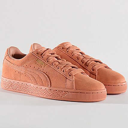 Tonal 366490 Puma 01 Suede Muted Baskets Femme Classic Clay oderCxBW
