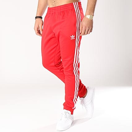 new york best on wholesale adidas - Pantalon Jogging Bandes Brodées Beckenbauer CW1276 ...
