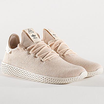 quality design d2027 ee1cd adidas - Baskets Tennis HU AC8699 Linen Core White -  LaBoutiqueOfficielle.com