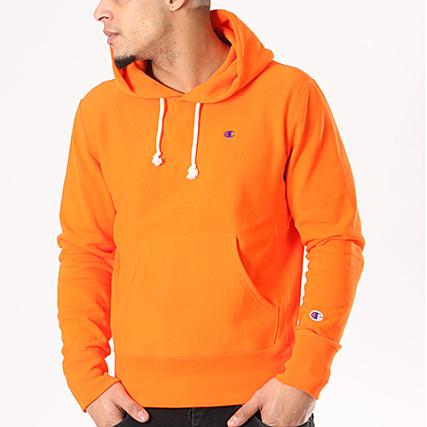 210966 Capuche Orange Sweat Champion Champion Capuche Sweat Champion 210966 Orange 210966 Sweat Capuche clJ1FK