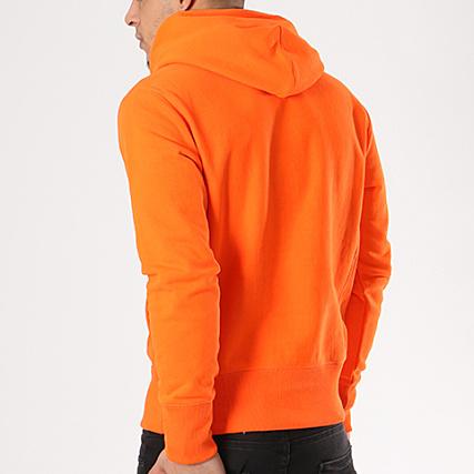 cc5f825ba62c Home   Champion   Sweats - Pulls   Sweats Capuche   Champion - Sweat  Capuche 210967 Orange