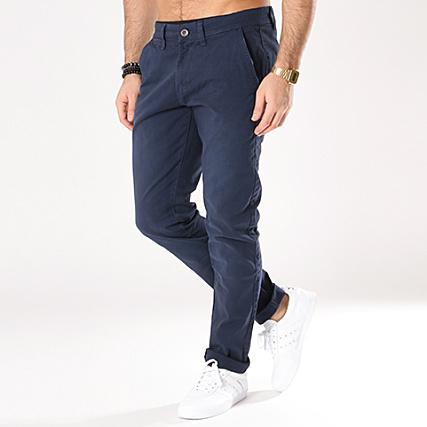 Marine Pantalon Chino Pepe Charly Bleu Jeans CdxoeBr